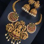 Stunning Lakshmi Kemp Choker From Shayus