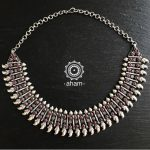 Stylish Nrityam Neckpieces From Aham