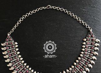 Stylish Nrityam Neckpieces From Aham