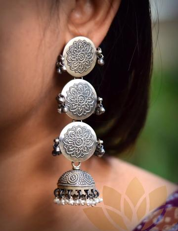 Trendy Earring From Tamara Chennai