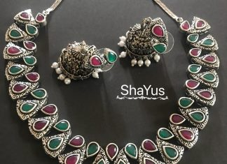 Trendy Necklace Set From Shayus