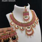 Unique Necklace Set From Lakshmi Fashiana