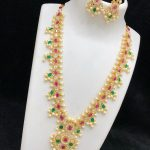 Adorable Stone Necklace Set From Accessory Villa
