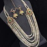 Beautiful Thread Jewellery Set From Ethniq Diva