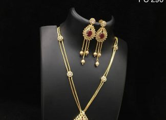 Simple Necklace Set From Alamakara