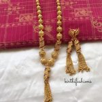 Trendy Necklace Set From Kirthi Fashions