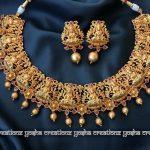 Amazing Temple Necklace Set From Yosha Creations