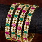 Attractive Bangle Set From Suguna Dcollection