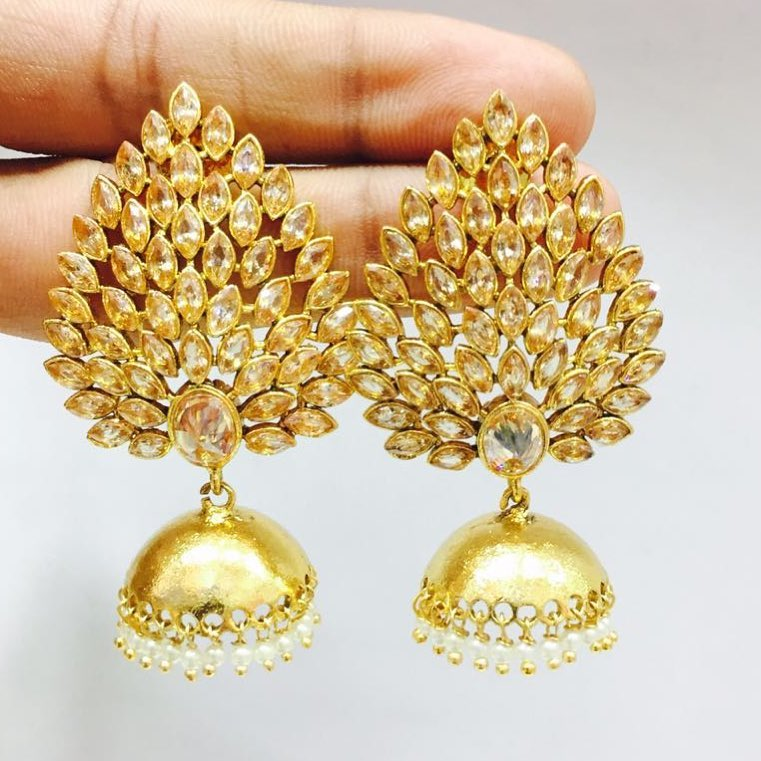 Cute Jhumka From Shayus