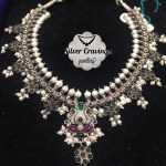 Elegant Silver Necklace From Silver Craving Jewellery