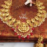 Grand Temple Necklace From Vibha Creations