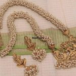 Pearl Necklace Set From Bead Chicz