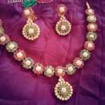 Pretty Necklace Set From Pure N Precious Jewels