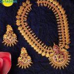 Pretty Temple Jewellery From Surashaa