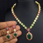 Stylish Stone Necklace From Ethniq Diva