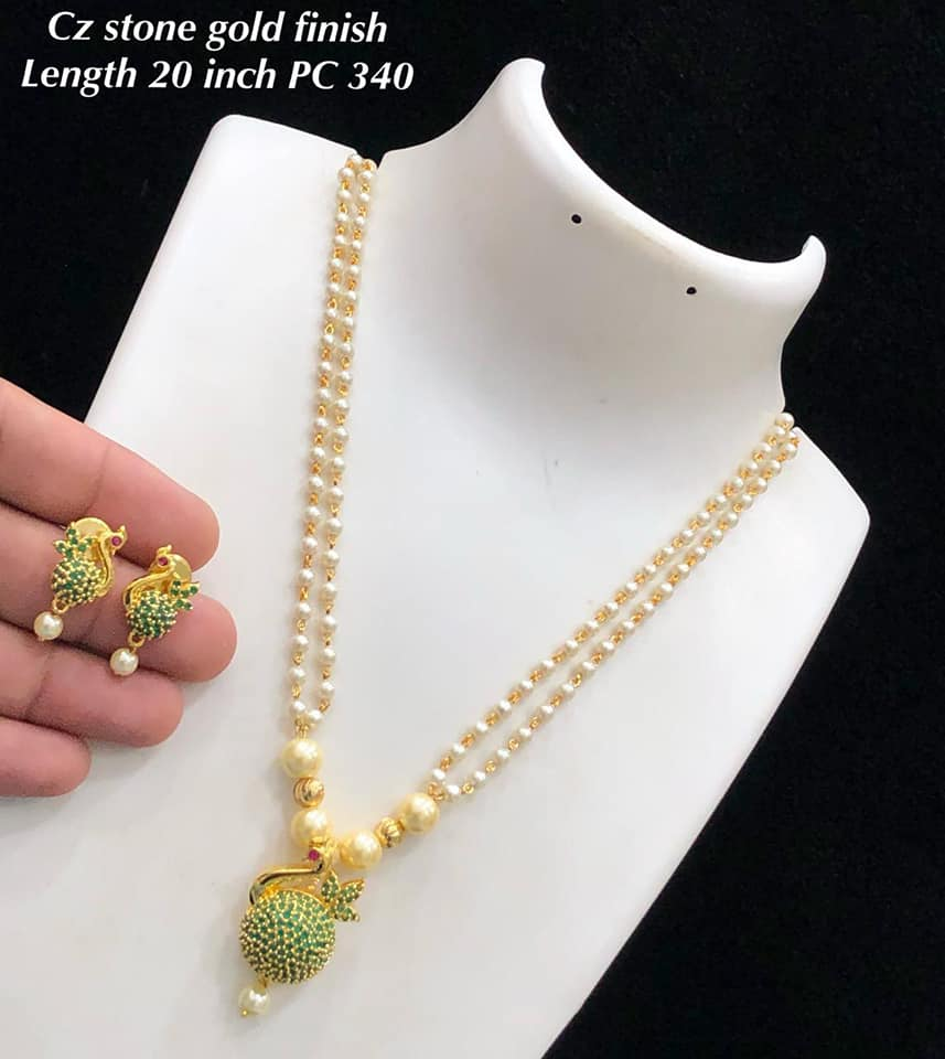 Trendy Necklace From Rachu's Collections