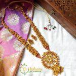 Unique Necklace Set From Vriksham