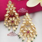 Elegant Earring From Bandhan