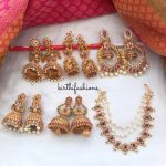 High Quality Matt Jhumkas From Kirthi Fashions