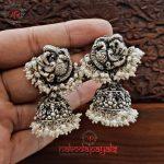 Pure Silver Jhumka From Nakoda Payals