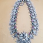 Stunning Silver Necklace From 925 Silver