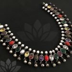 Stunning Silver Necklace From Prade Jewels