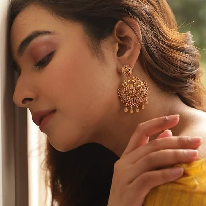 Trendy Earring From Tarinika
