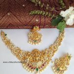 Amazing Necklace Set From Vibha Creations