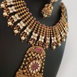 Beautiful 1Gram Necklace From 1Gram Gold Jewellery