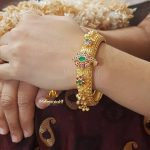 Bold Kada Bangle From Meenakshi Jewellers