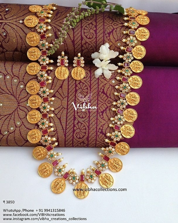Decoractive Necklace From Vibha Creations