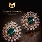 Elegance Earring Ms Pink Panther