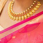 Gold Mango Necklace Set From Shop Anicha