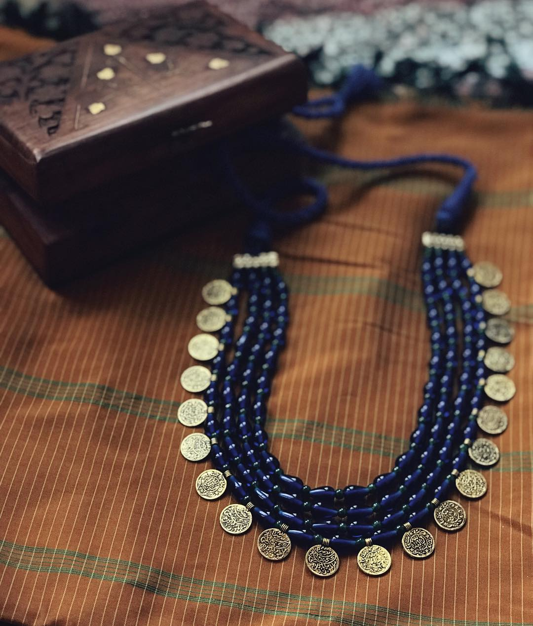 Stunning Necklace From Thulika