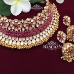 luxury designer Choker From Bandhan