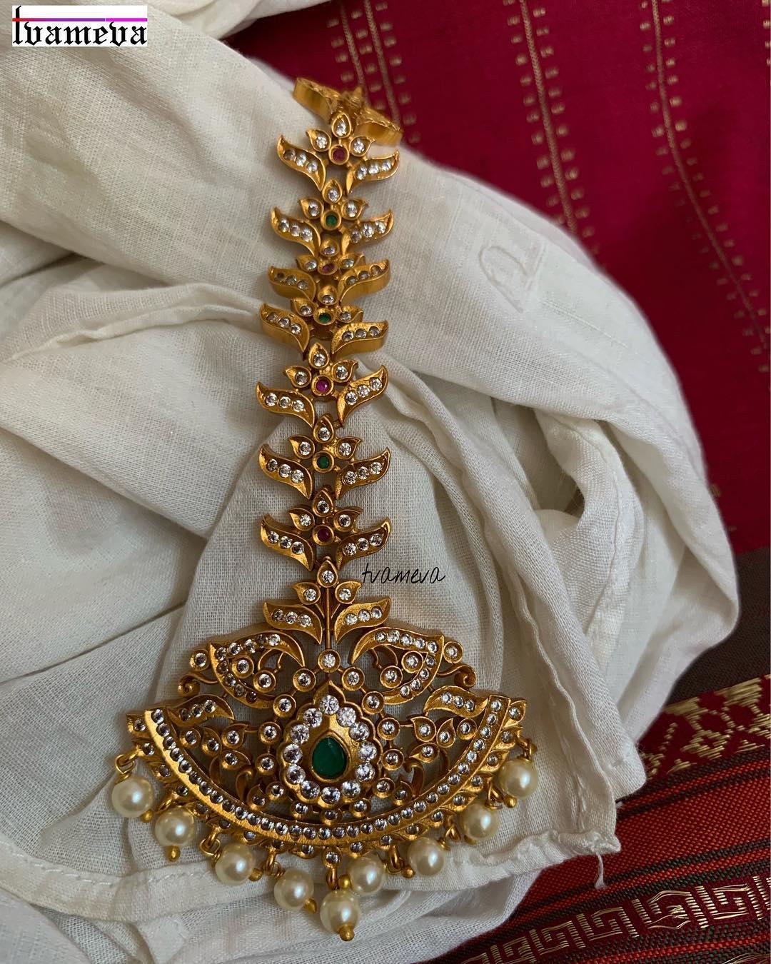Bridal Mango Tikka From Tvameva