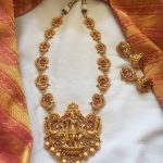 Krishna Peacock Neckpiece From Emblish Coimbatore