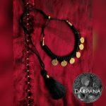 Simple Handmade Kemp Necklace From Darpana