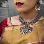 Stunning Silver Necklace From Desically Ethnic