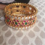 Beautiful Kemp Bangle From Silver Cravings Jewellery