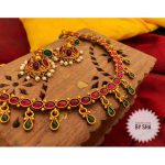 Beautiful Necklace Set From Nakshatra By Sha
