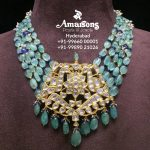 Grand Gold Necklace From Amarsons Jewellery