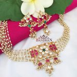 Luxury Choker Set From Bandhan
