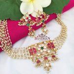 Luxury Choker Set From Bandhan