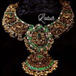 Royal Necklace From Lotus Silver Jewellery