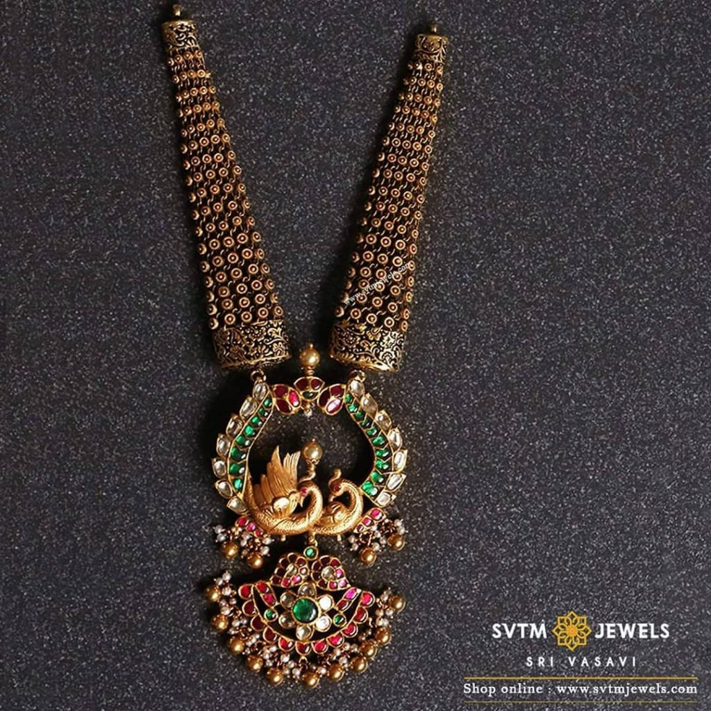 Antique Gold Necklace From SVTM