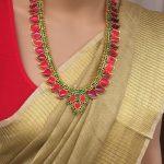 Attractive Mango Necklace From Vasah India