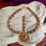 Beautiful Bridal Tikka From Tvameva