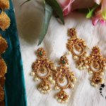 Beautiful Earrings From Sparkle And Glow