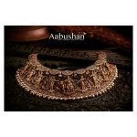 Ethnic Gold Temple Choker From Aabushan Jewellery